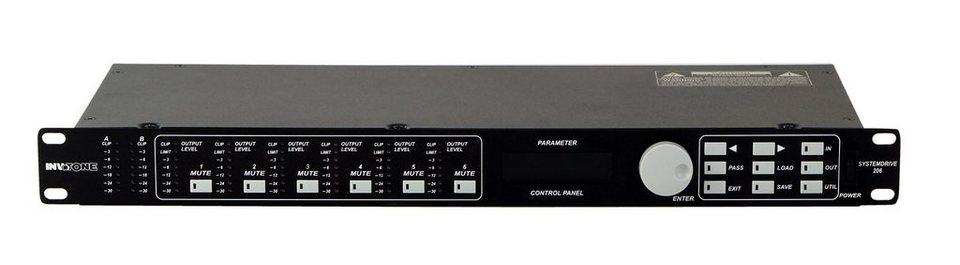 Invotone Systemdrive »SD206« in schwarz