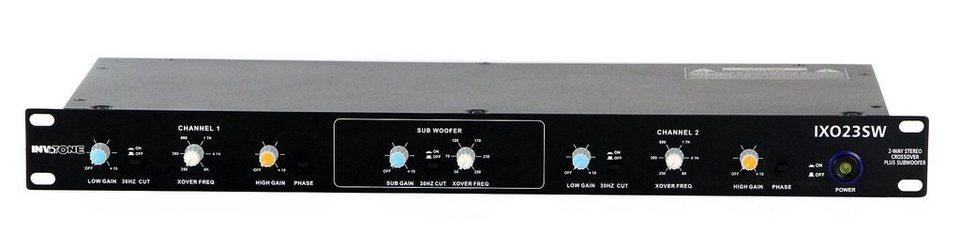 Invotone Frequenzweichen »IXO 23SW« in schwarz