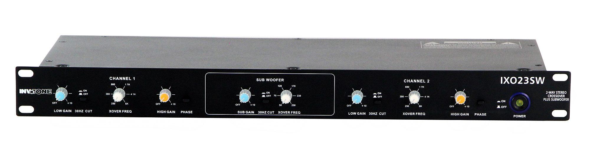 Invotone Frequenzweichen »IXO 23SW«