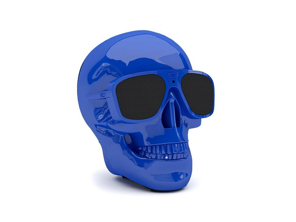 Jarre Technologies Bluetooth Lautsprecher »AeroSkull XS« in blau