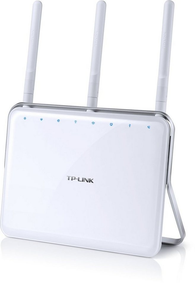 TP-Link Router »Archer VR200v AC750 Router« in Weiß