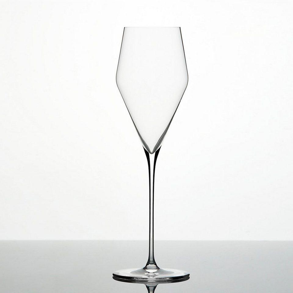 Zalto Zalto Champagnerglas DENKART spülmaschinenfest 6 Stück