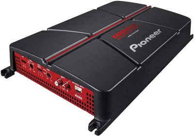Pioneer »Pioneer GM-A5702 - Brückbarer 2-Kanal-Verstärker (1000 W) Endstufe« Vollverstärker
