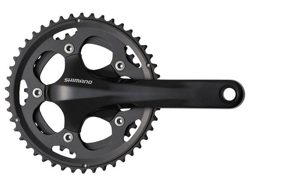 Shimano Kurbel »FC-CX50 Kurbelgarnitur Cyclocross 2x10-fach«