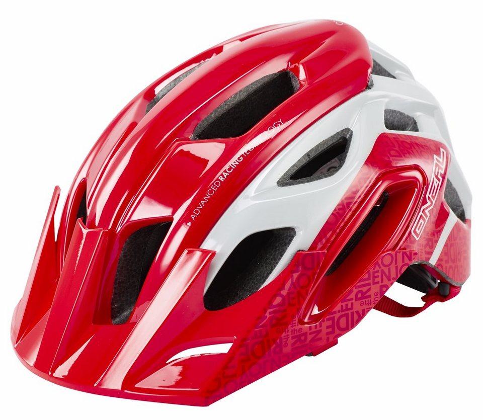 O'NEAL Fahrradhelm »Orbiter II Helmet« in rot