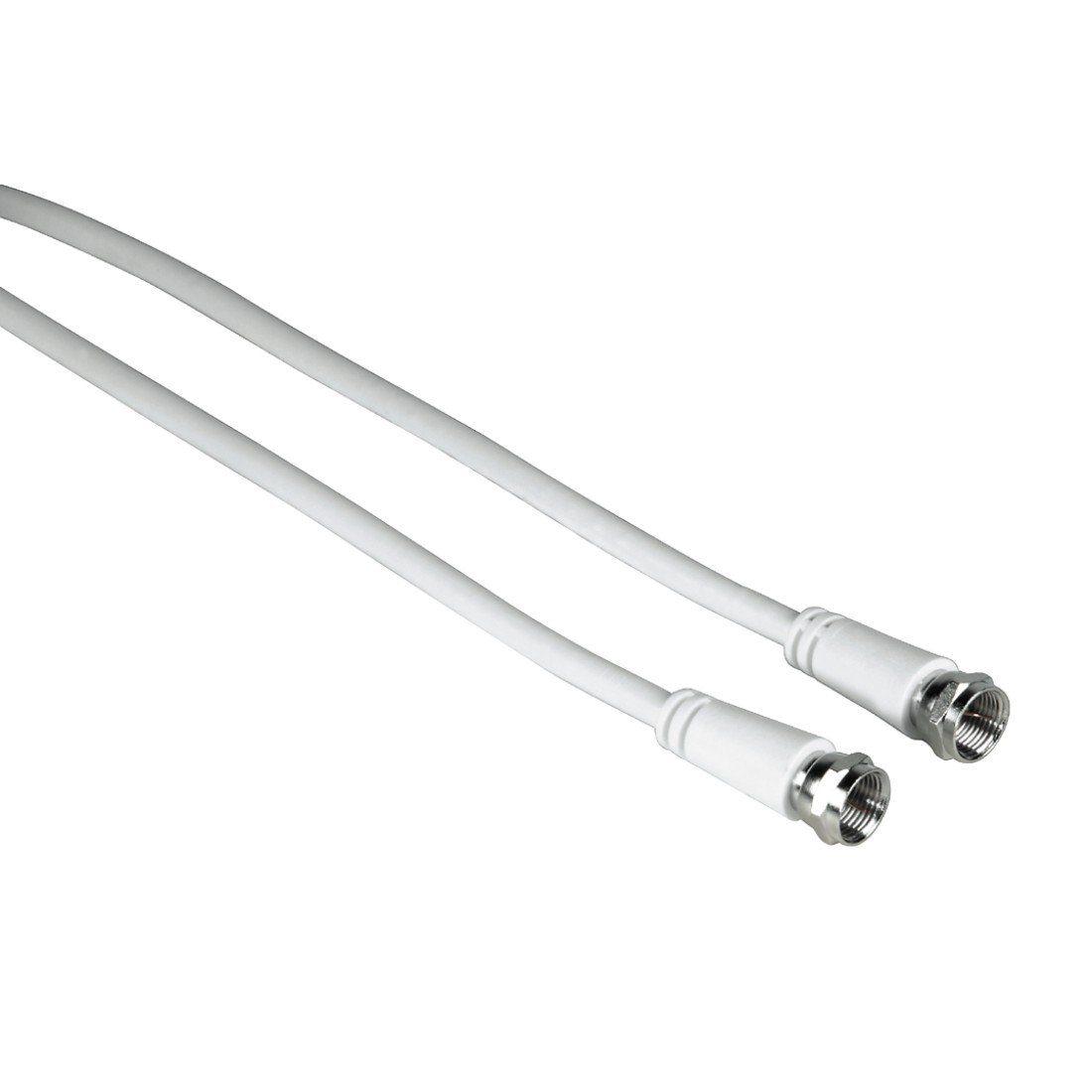 Exxter SAT-Anschlusskabel F-Stecker - F-Stecker, 3 m