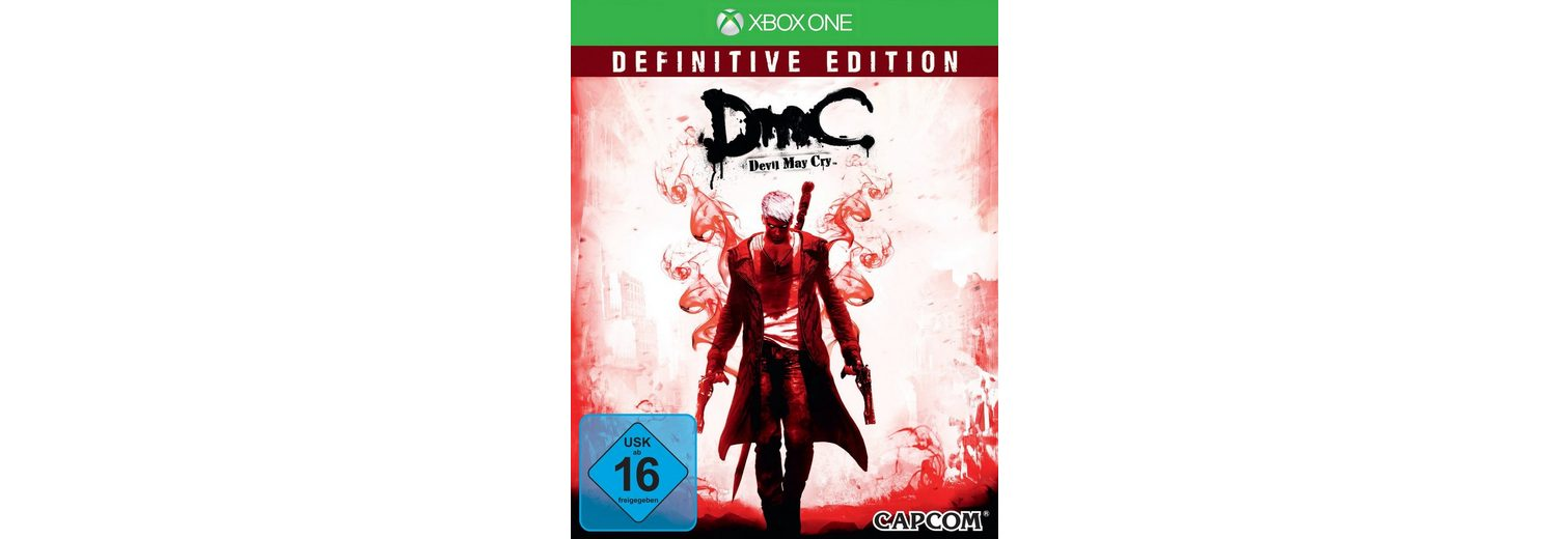 Capcom Devil May Cry: Definitive Edition »(XBox One)«