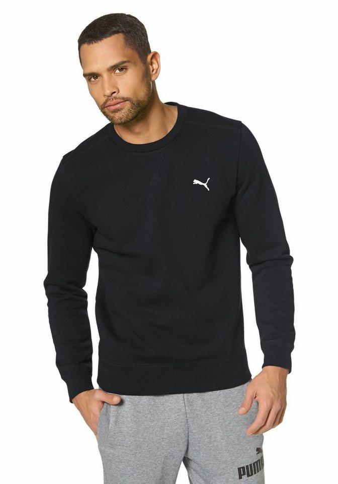 PUMA Sweatshirt in Schwarz