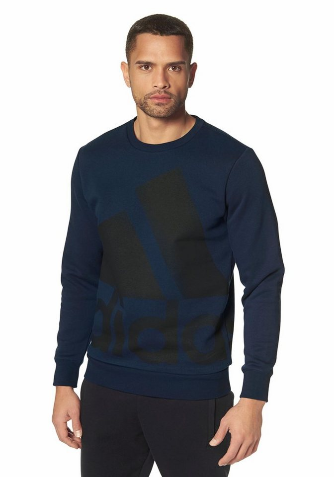 adidas Performance Sweatshirt in Marine
