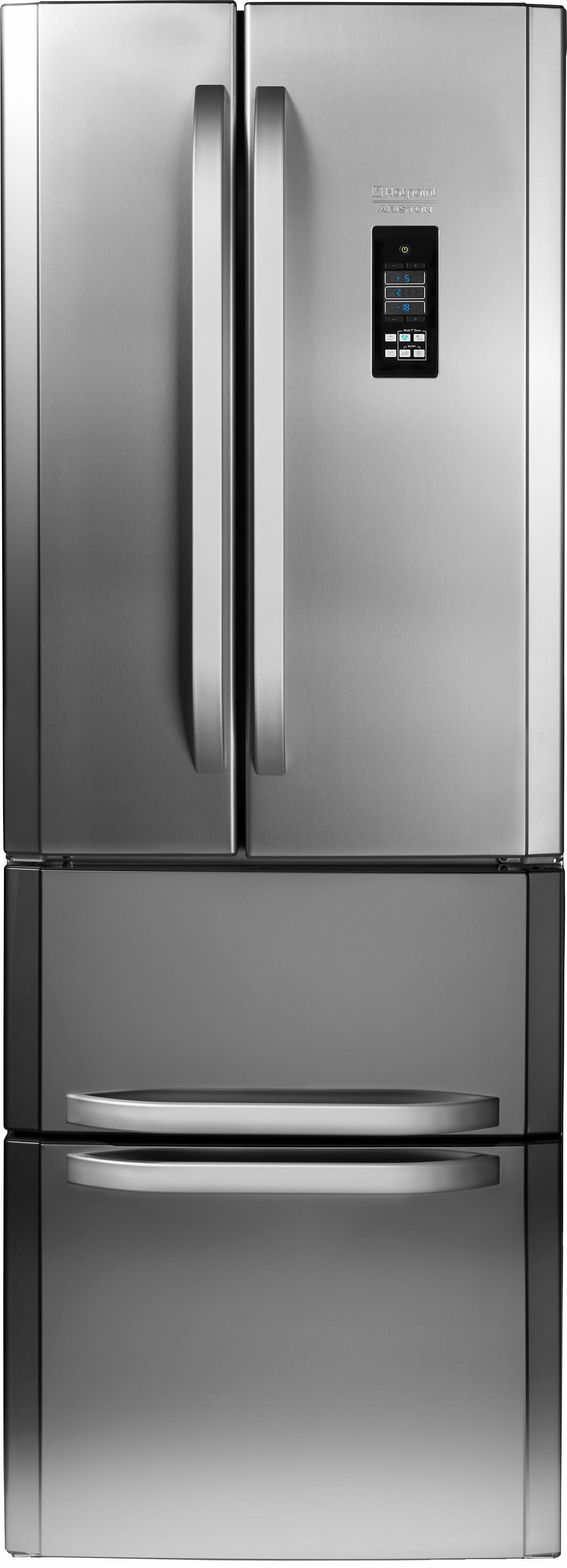 Hotpoint Side-by-Side E4DG AAA X MTZ, A++, 195,5 cm hoch, NoFrost