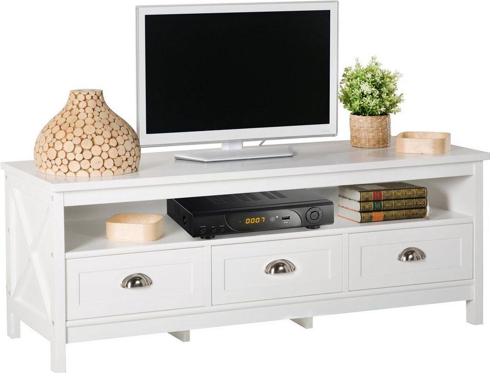 TV-Tisch, Home affaire, »Mosi«, Breite 120 cm