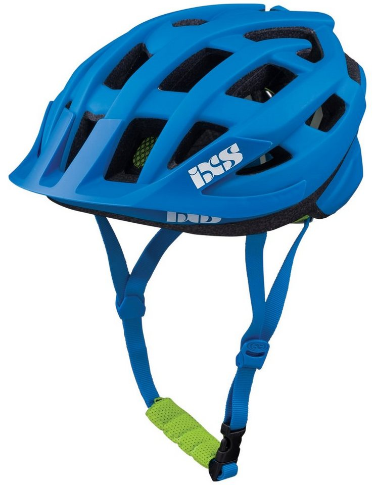 IXS Fahrradhelm »Kronos EVO Helmet blue« in blau