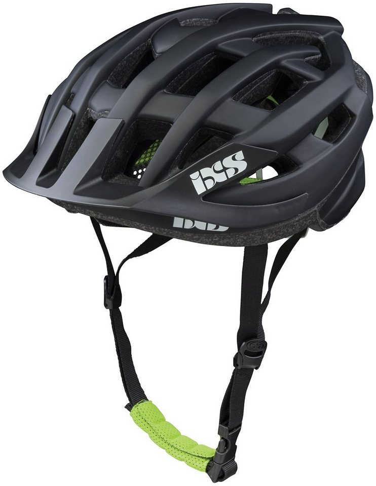 IXS Fahrradhelm »Kronos Evo Helmet« in schwarz