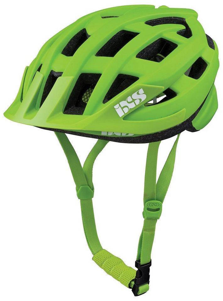 IXS Fahrradhelm »Kronos EVO Helmet green« in grün