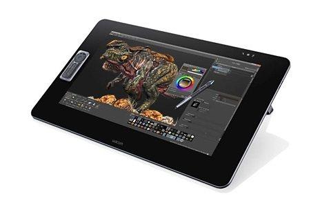 Wacom Stift-/Touchtablet »CINTIQ 27QHD PEN und TOUCH«