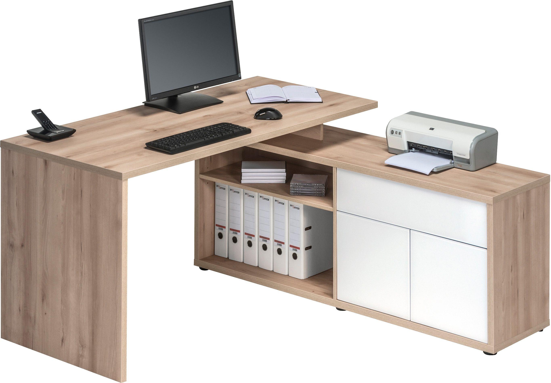 Eck-Schreibtisch, Maja Möbel, »4020«