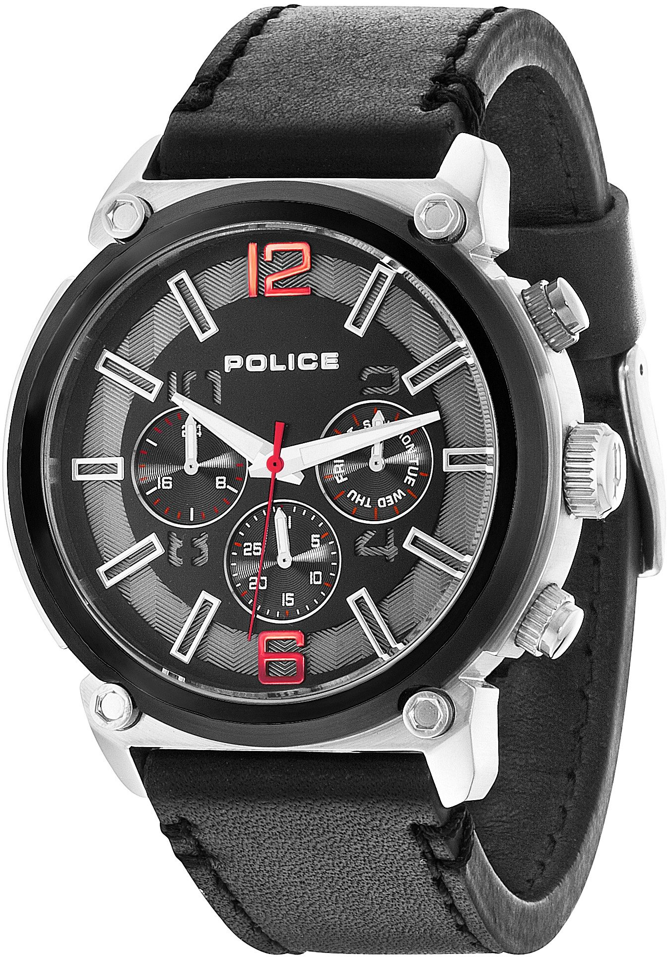 Police Multifunktionsuhr »ARMOR, P14378JSTB-02«