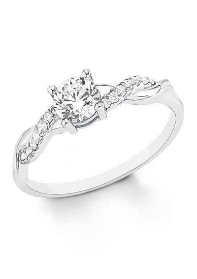 Verlobungsringe silber  Verlobungsringe online kaufen | OTTO