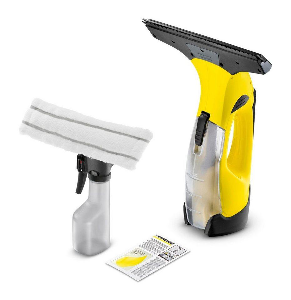 Fenstersauger »WV 5 Plus« in gelb