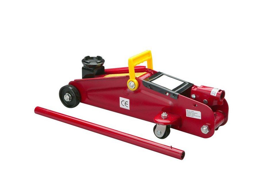 Wagenheber »Rangierwagenheber 2t« in rot