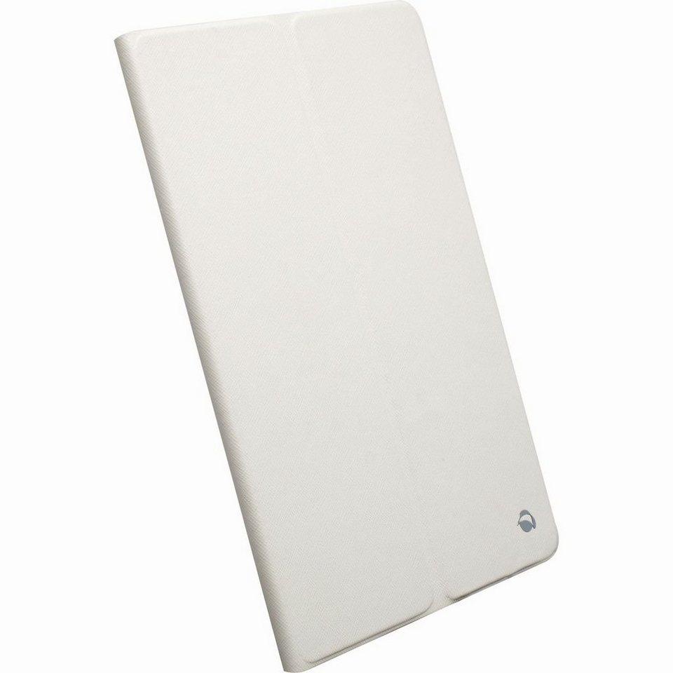 Krusell Tablettasche »Tablet Case Malmö für New Apple iPad 2014, Weiß« in Weiß