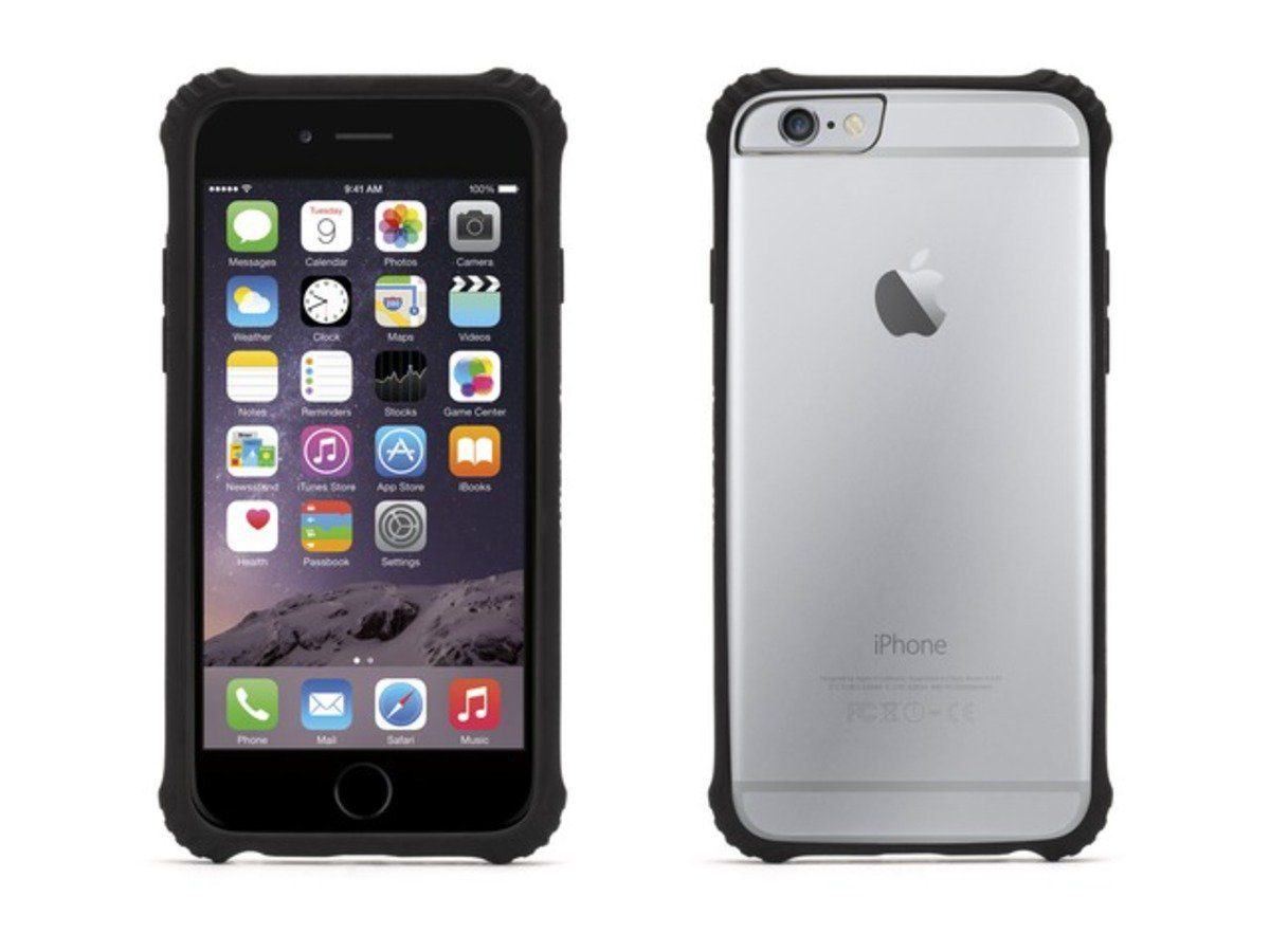 Griffin Handytasche »Back Case Survivor Clear für Apple iPhone 6«