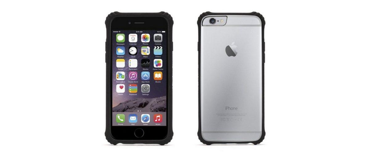 Griffin Handytasche »Back Case Survivor Clear für Apple iPhone 6«