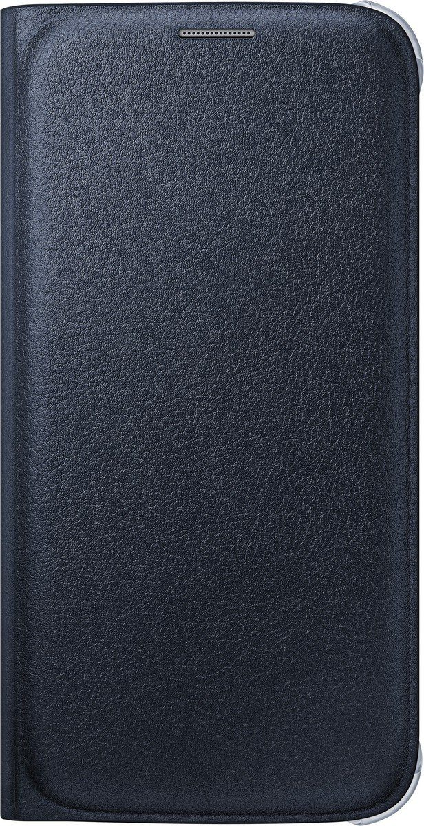 Samsung Handytasche »Flip Wallet PU EF-WG920 für Galaxy S6, Schwarz«
