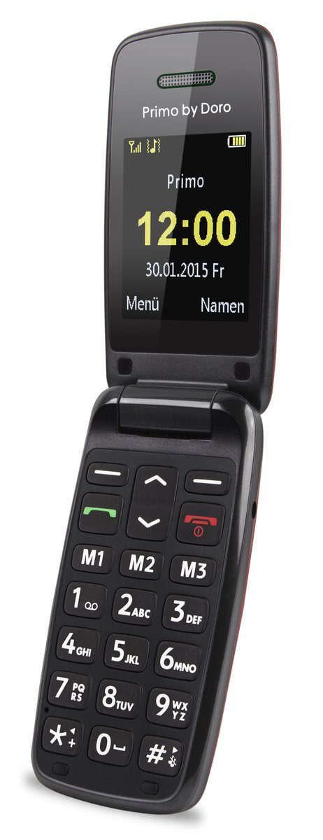 Doro Handy »Primo 401 by Doro (Rot)«