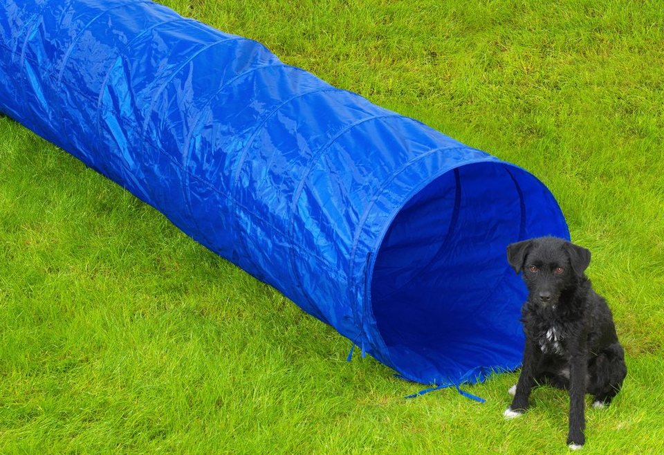 hundespielzeug agility tunnel online kaufen otto. Black Bedroom Furniture Sets. Home Design Ideas