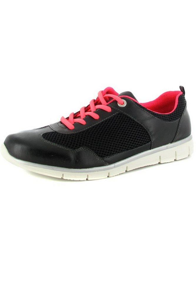 Remonte Sneaker in Schwarz