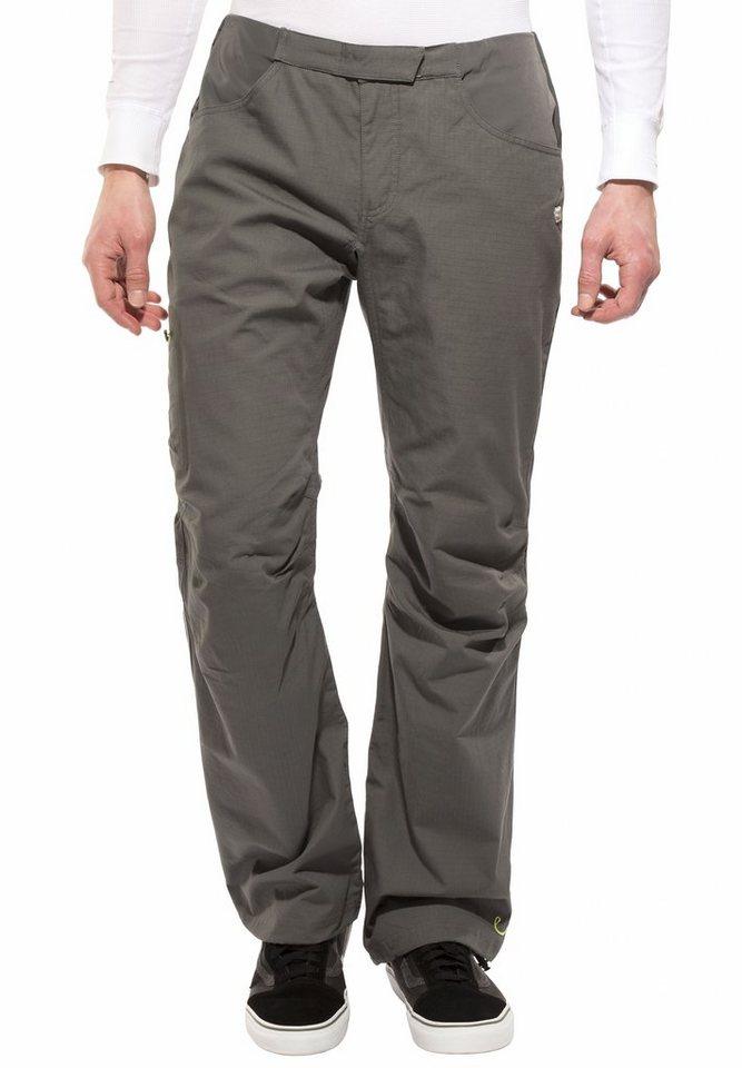 Edelrid Outdoorhose »Durden Pants Men« in grau