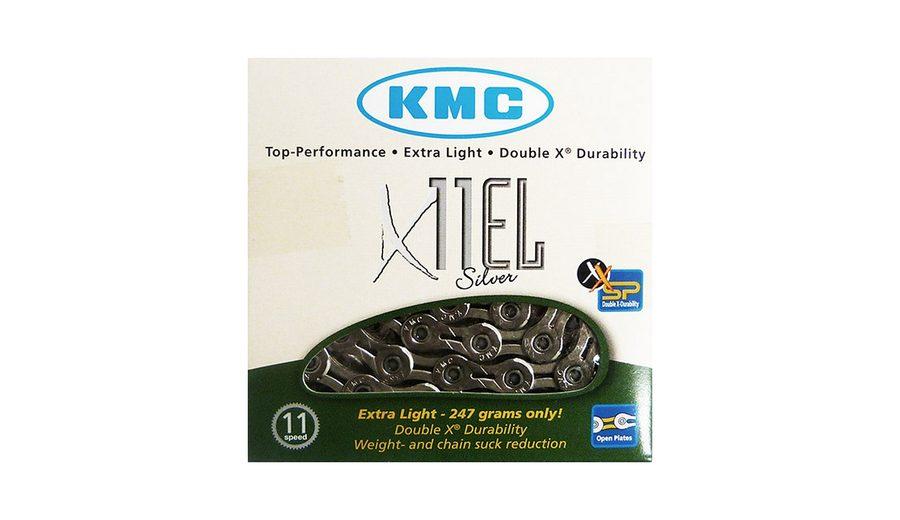 KMC Ketten »X-11 EL Kette 11-fach silber«