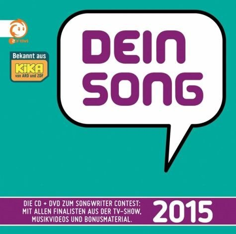 CD+DVD »Various: Dein Song 2015 (CD und DVD)«