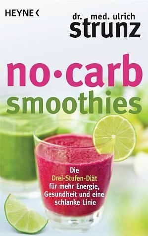 Broschiertes Buch »No-Carb-Smoothies«