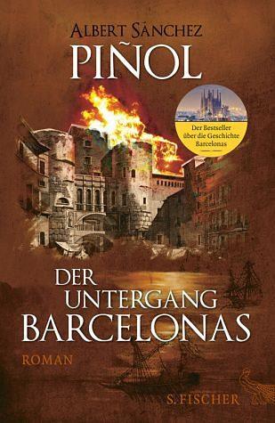 Gebundenes Buch »Der Untergang Barcelonas«