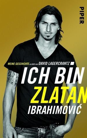 Broschiertes Buch »Ich bin Zlatan«