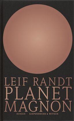 Gebundenes Buch »Planet Magnon«