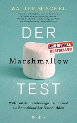 Gebundenes Buch »Der Marshmallow-Test«