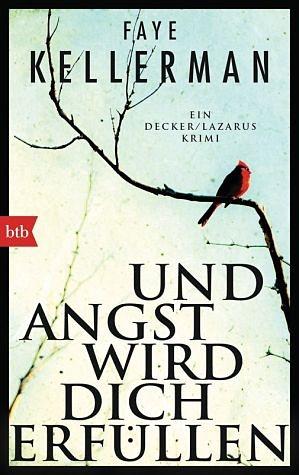 Broschiertes Buch »Und Angst wird dich erfüllen / Peter Decker &...«
