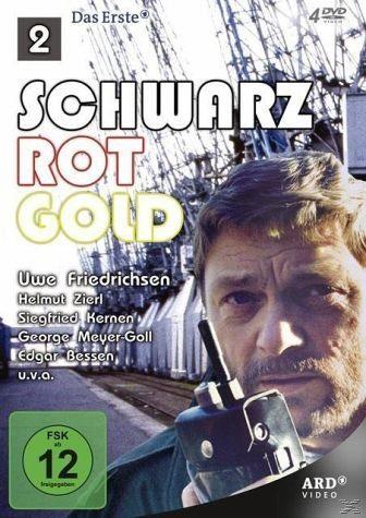 DVD »Schwarz-Rot-Gold - Box 2«