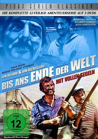 DVD »Bis ans Ende der Welt (3 Discs)«