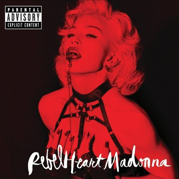 Audio CD »Madonna: Rebel Heart (Limited Super Deluxe...«