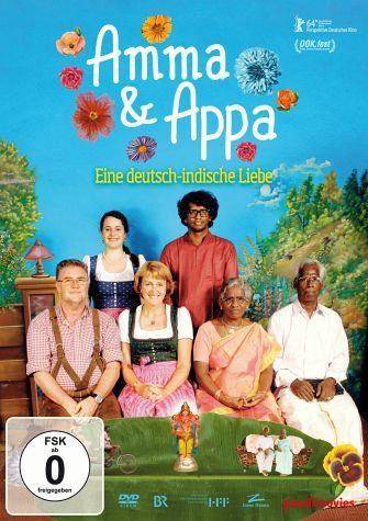 DVD »Amma & Appa - Eine deutsch-indische Liebe«