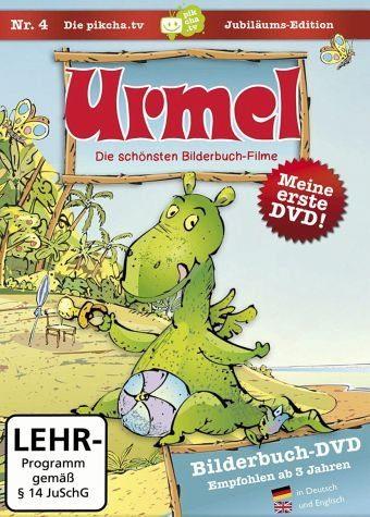 DVD »Urmel - Die schönsten Bilderbuch-Filme«