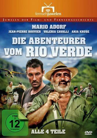 DVD »Die Abenteurer vom Rio Verde - Der komplette...«