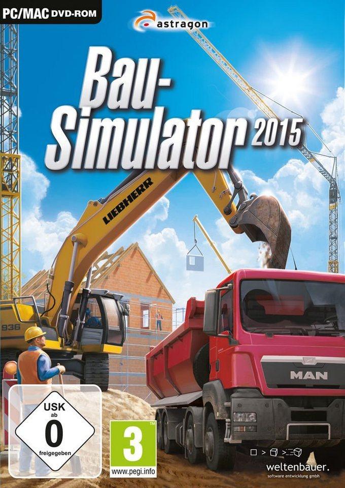 Astragon PC - Spiel »Bau-Simulator 2015«