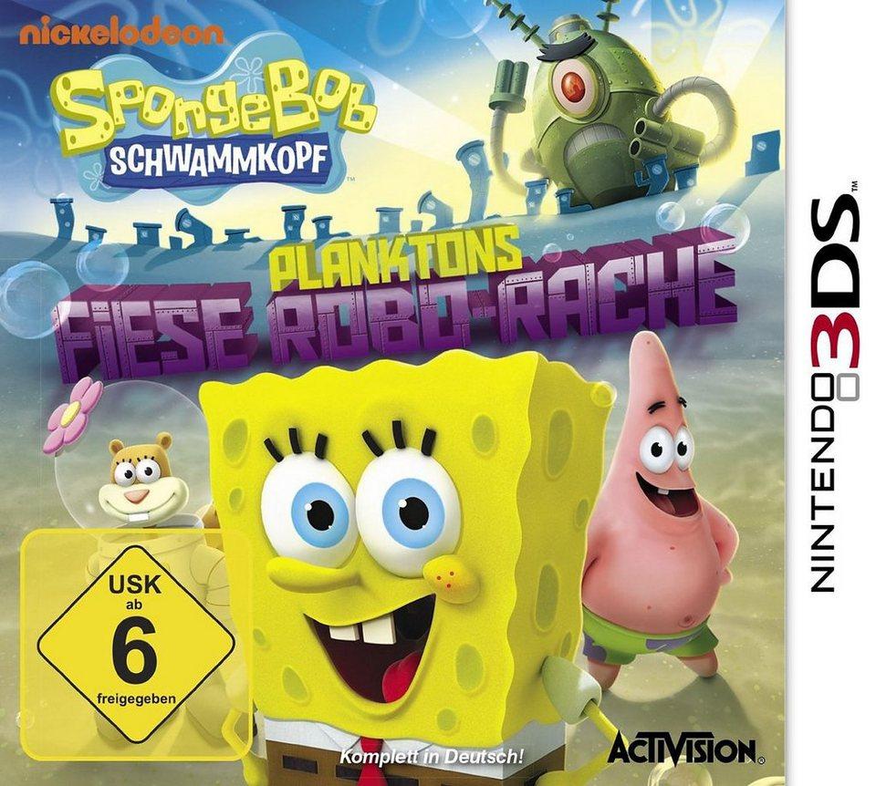 spiele von spongebob