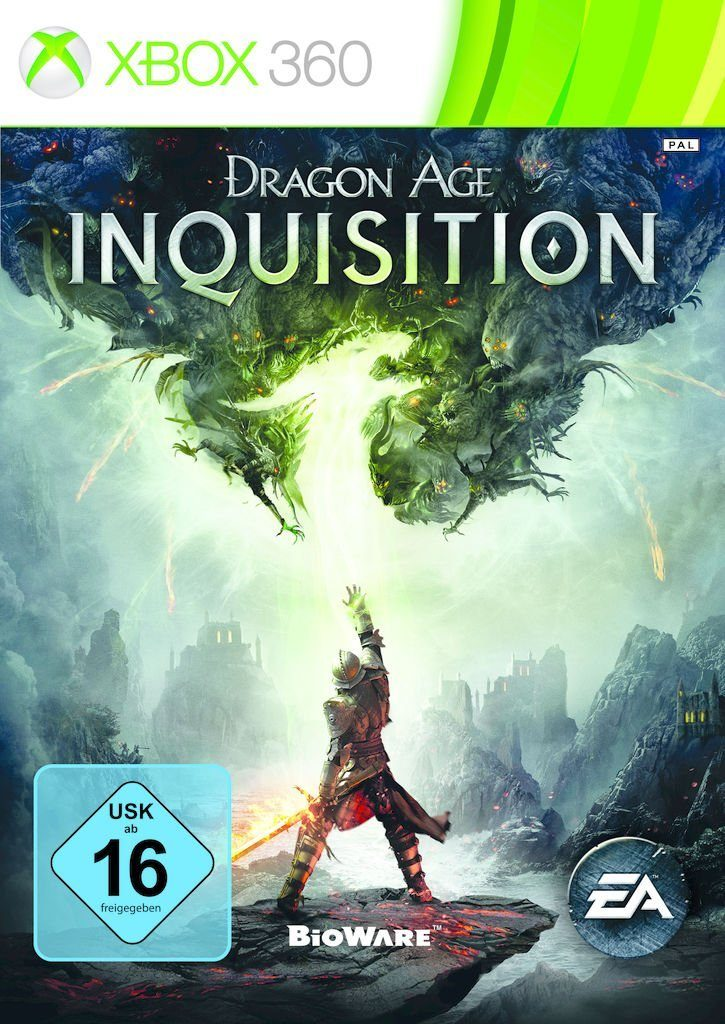 Electronic Arts XBOX 360 - Spiel »Dragon Age: Inquisition«