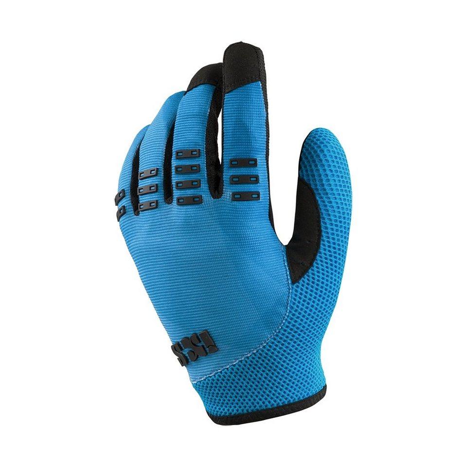 IXS Fahrrad Handschuhe »BC-X3.1 Gloves Men« in blau